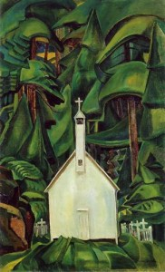 Indian Church - Emily Carr