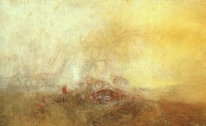 Sea Monsters - JMW Turner
